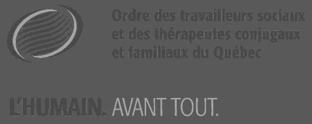 Ordre des travailleurs sociaux et des thérapeutes conjugaux et familiaux du Québec (OTSTCFQ)