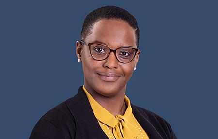 Prenez rendez-vous avec Marie-Reine Buzungu pour une consultation